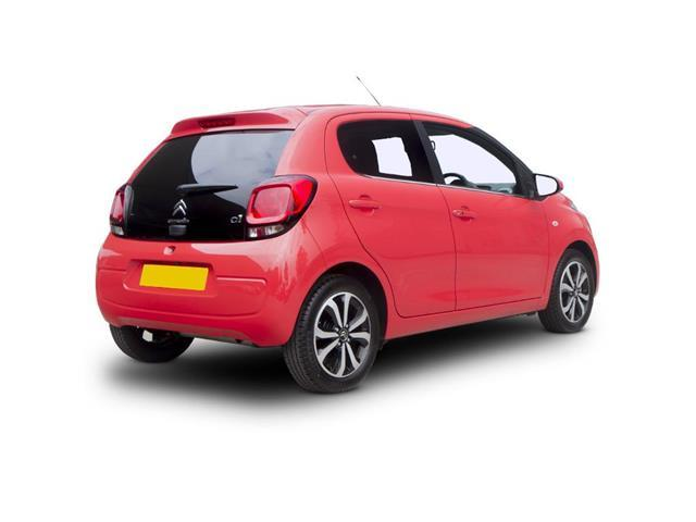 Citroen Leasing Deal